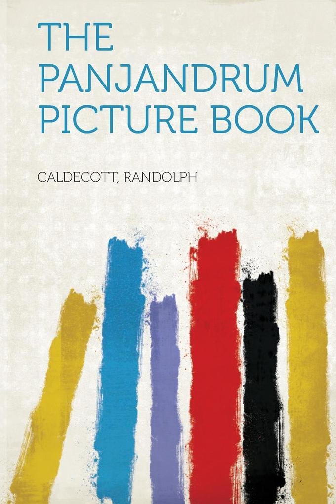 The Panjandrum Picture Book als Taschenbuch von