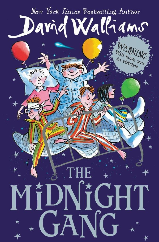 The Midnight Gang als eBook Download von David ...