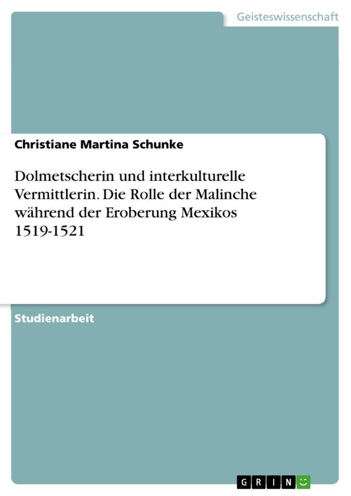 Dolmetscherin und interkulturelle Vermittlerin....