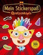 Mein Stickerspaß: Quatschköpfe