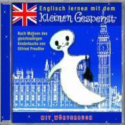 Englisch lernen mit dem kleinen Gespenst. CD