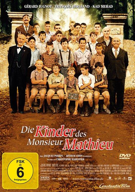 Die Kinder des Monsieur Mathieu als DVD