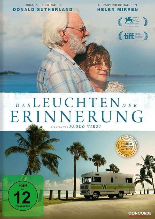 Das Leuchten der Erinnerung als DVD