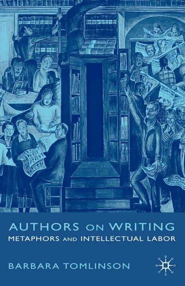 Authors on Writing als Buch (gebunden)