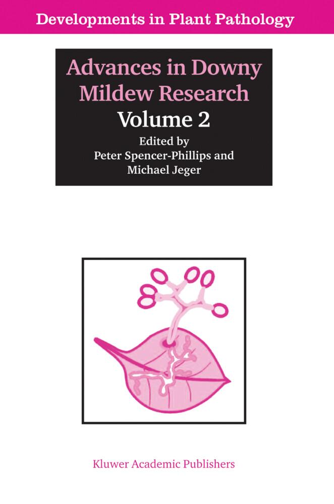 Advances in Downy Mildew Research als Buch (gebunden)