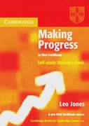 Making Progress. Self Sudy. Student's Book