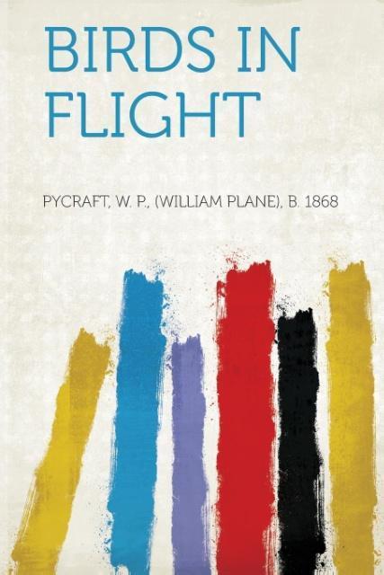 Birds in Flight als Taschenbuch von W. P. (Will...