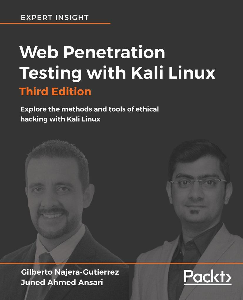 Web Penetration Testing with Kali Linux als eBo...