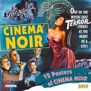 Cinema Noir 2019. Media Illustration