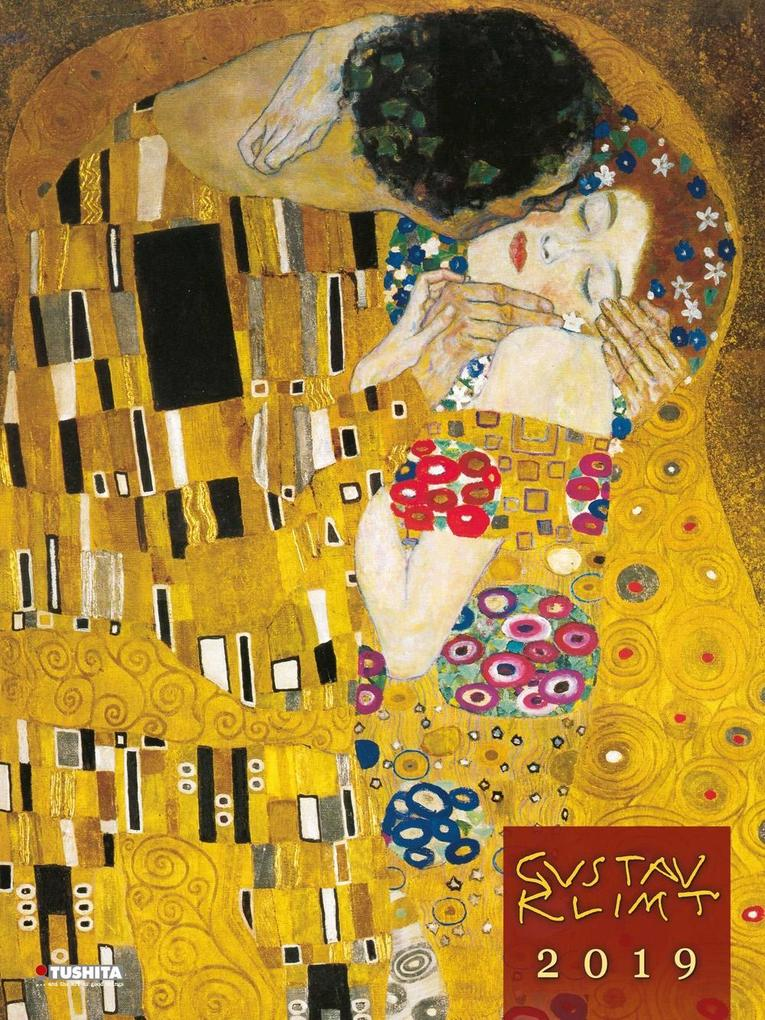 Gustav Klimt, Frauen - Women 2019 Decor Calendar