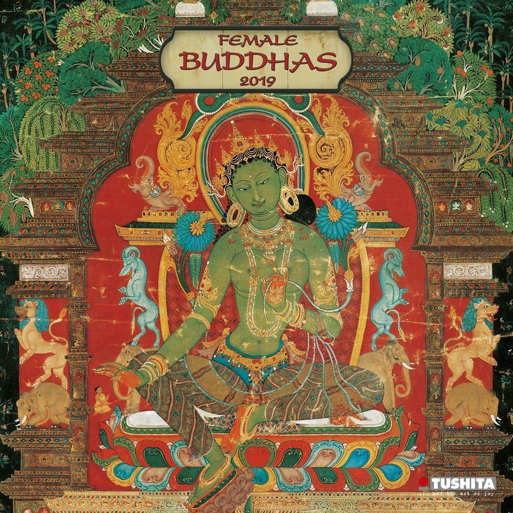 Female Buddhas 2019 Mindful Edition
