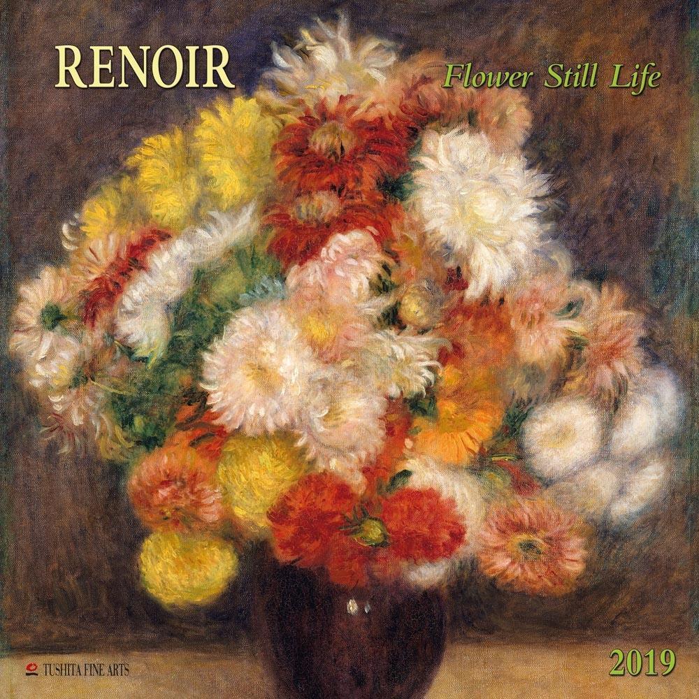 Renoir - Flowers still Life 2019