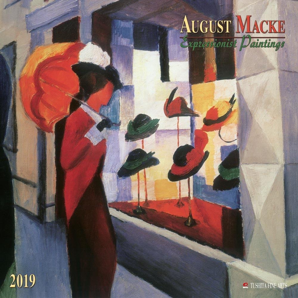 August Macke 2019