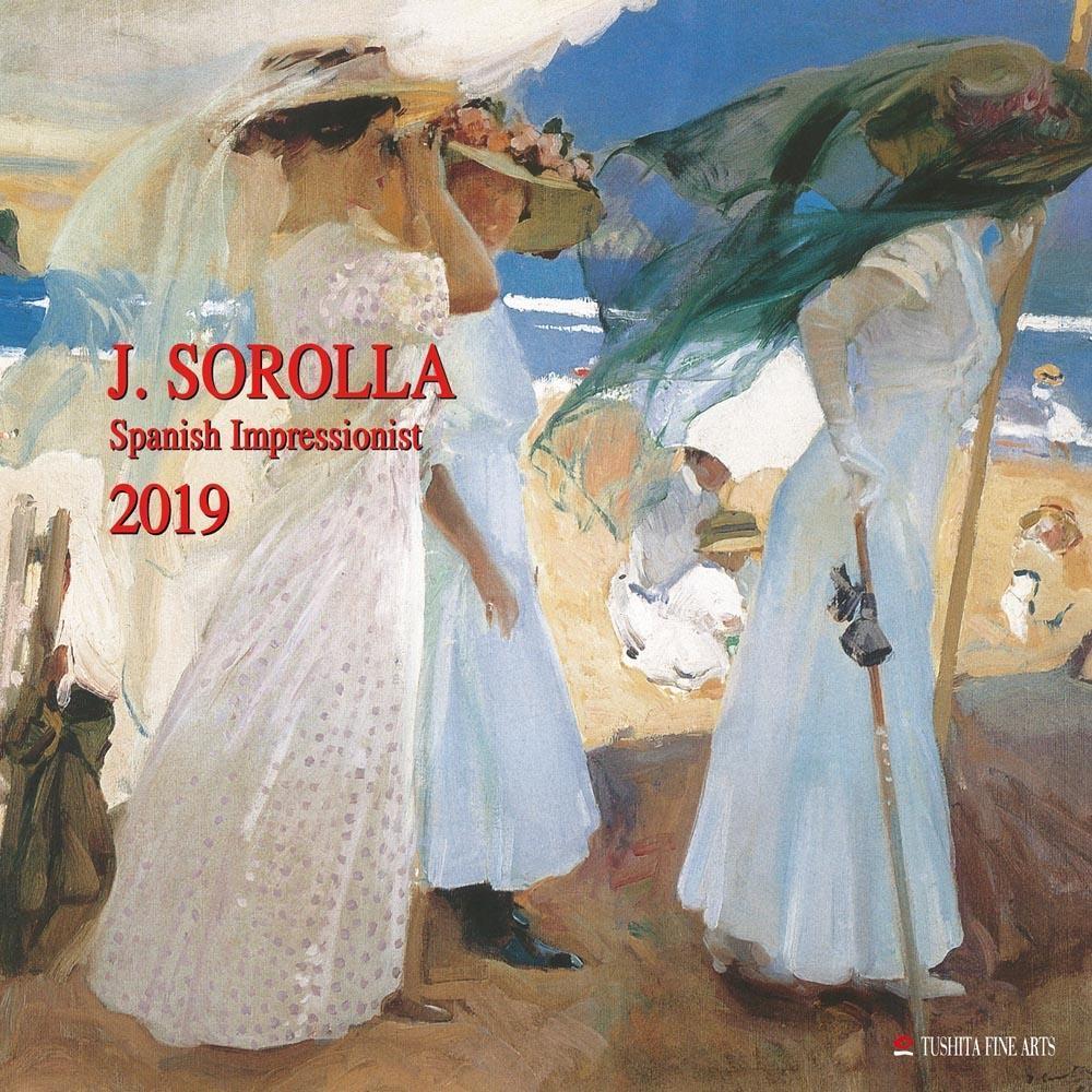 Joaquín Sorolla - Spanisch Impressionist 2019