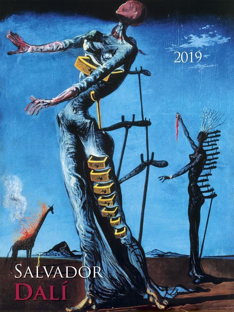 Salvador Dalí 2019