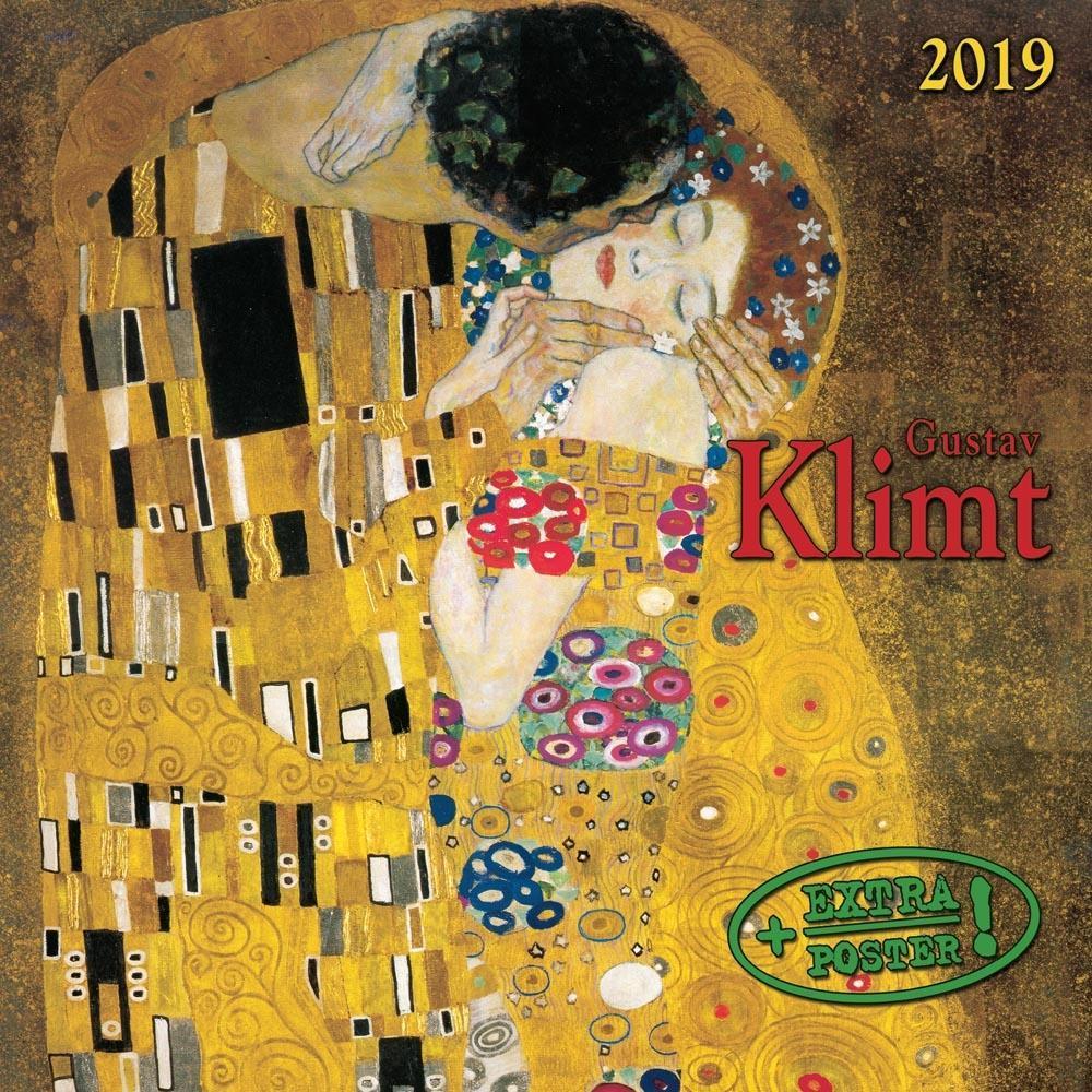 Gustav Klimt 2019 Artwork
