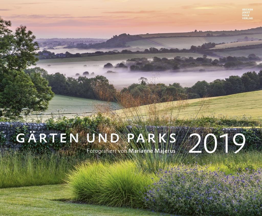 Gärten und Parks 2019