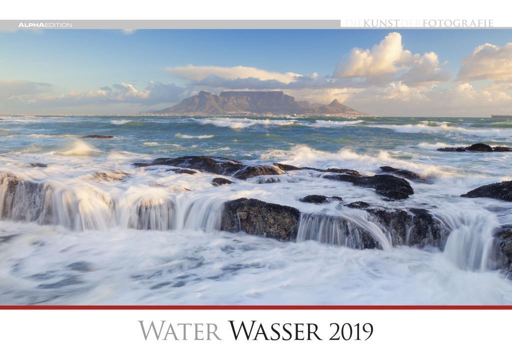 Die Kunst der Fotografie: Wasser 2019