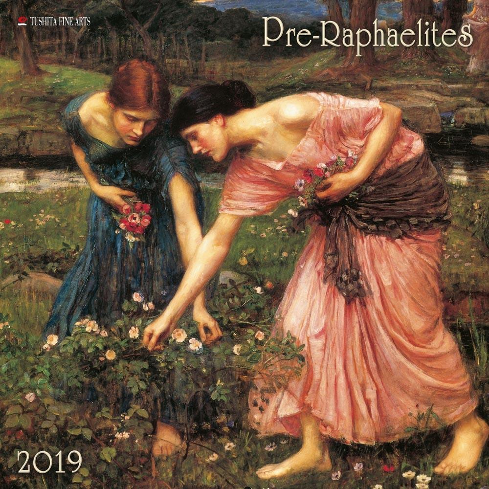 Pre-Raphaelites 2019