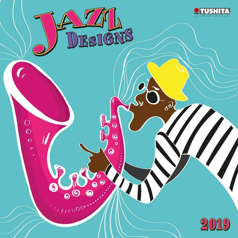 Jazz Designs 2019. Media Illustration