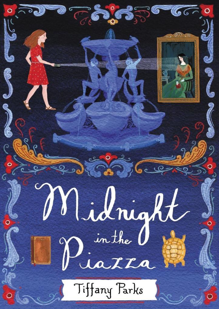 Midnight in the Piazza als eBook Download von T...