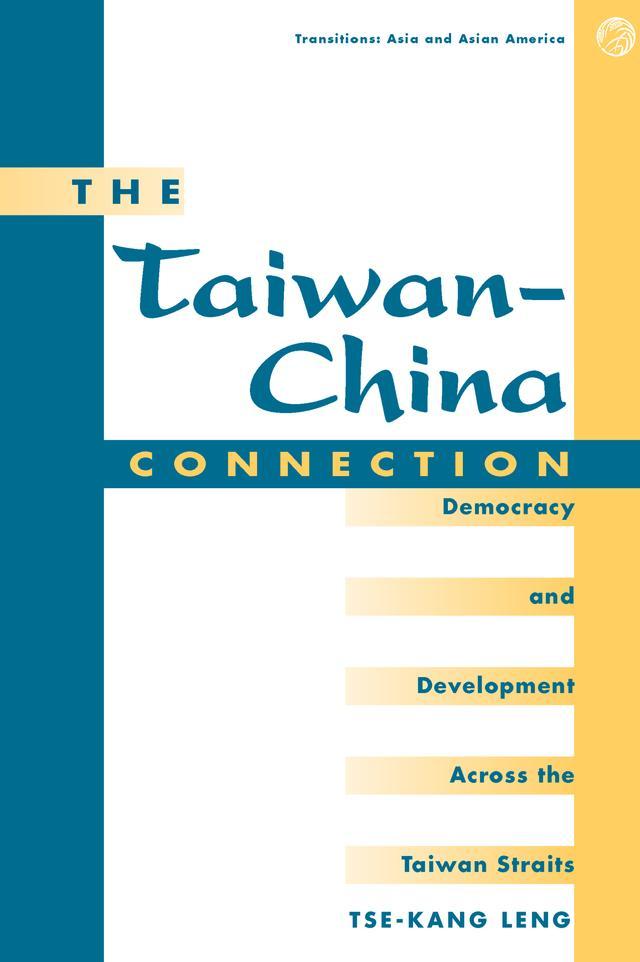 Taiwan-china Connection als eBook Download von ...