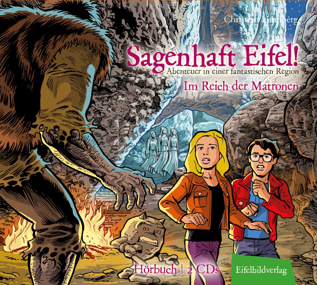 Sagenhaft Eifel! - Abenteuer in einer fantastis...