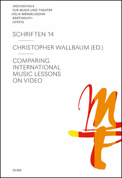 Comparing International Music Lessons on Video ...