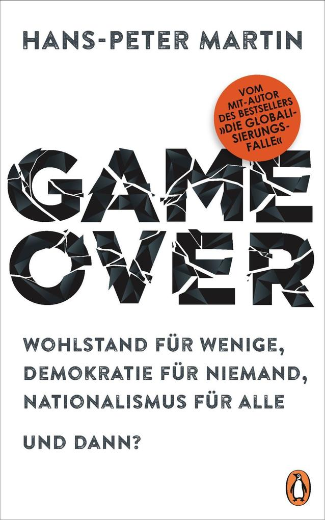 Game Over als Buch