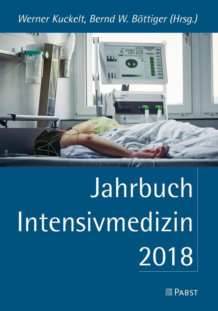 Jahrbuch Intensivmedizin 2018 als eBook Downloa...
