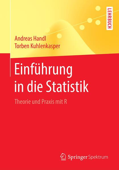 Einführung in die Statistik als Buch