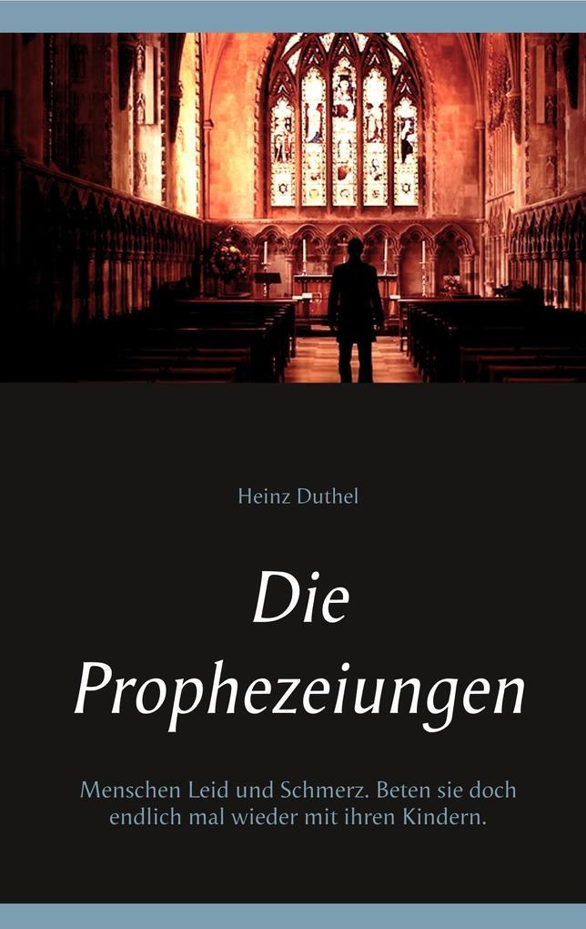 Die Prophezeiungen als Buch
