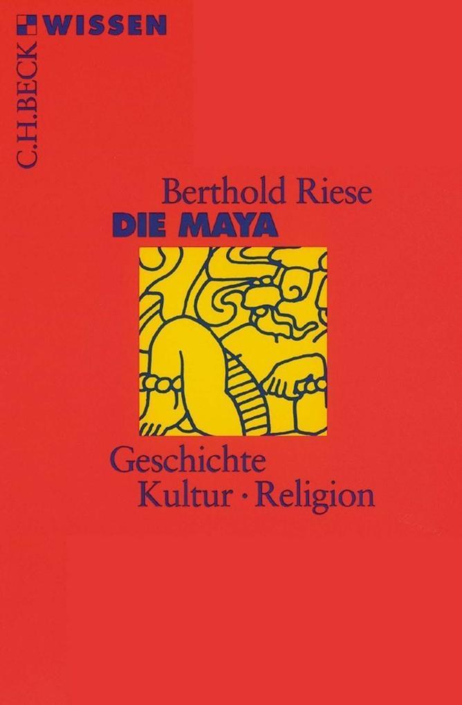 Die Maya als Taschenbuch