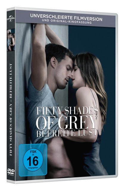 Fifty Shades of Grey 3. Befreite Lust als DVD