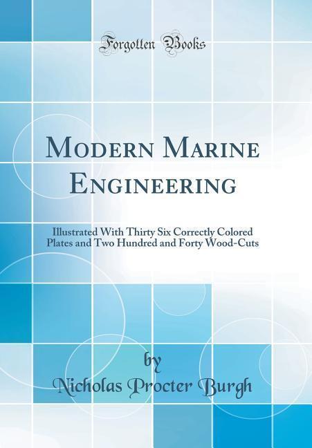 Modern Marine Engineering als Buch von Nicholas...