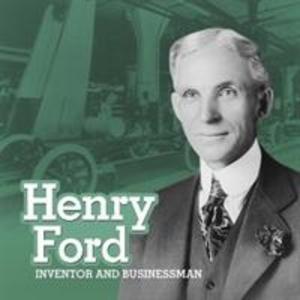 Henry Ford als Buch (gebunden)