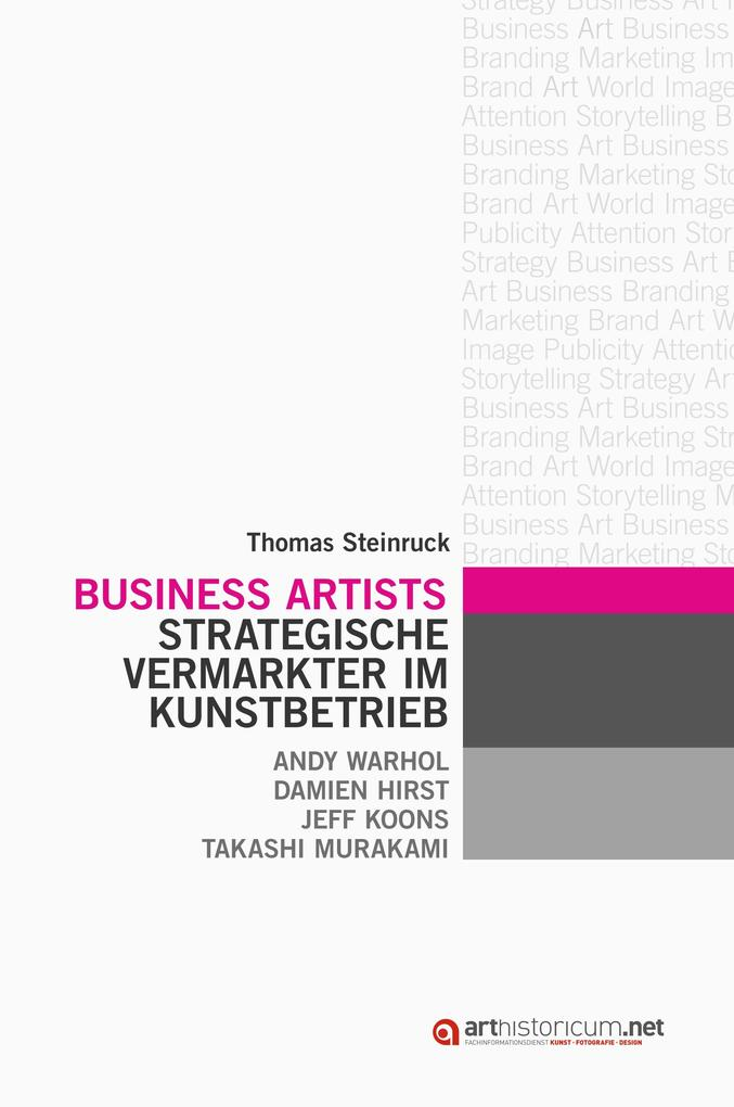 Business Artists als Buch von Thomas Steinruck