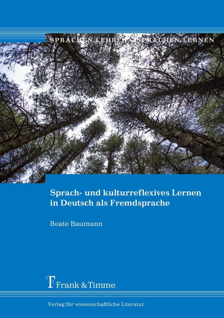 Sprach- und kulturreflexives Lernen in Deutsch ...