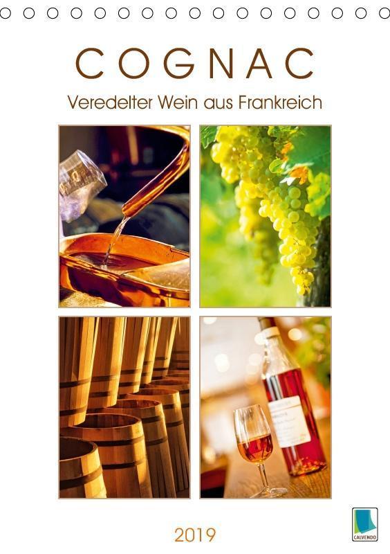 Cognac: Veredelter Wein aus Frankreich (Tischka...