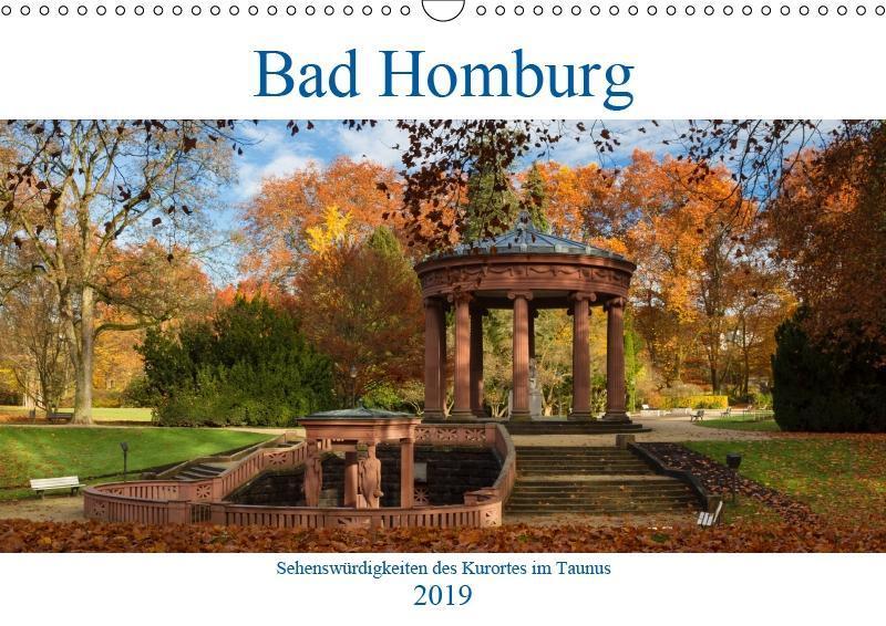 Bad Homburg - Sehenswürdigkeiten des Kurortes i...