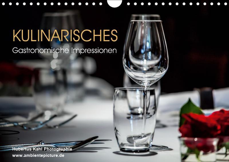 Kulinarisches - Gastronomische Impressionen (Wa...