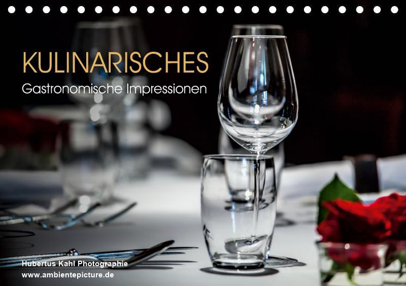 Kulinarisches - Gastronomische Impressionen (Ti...
