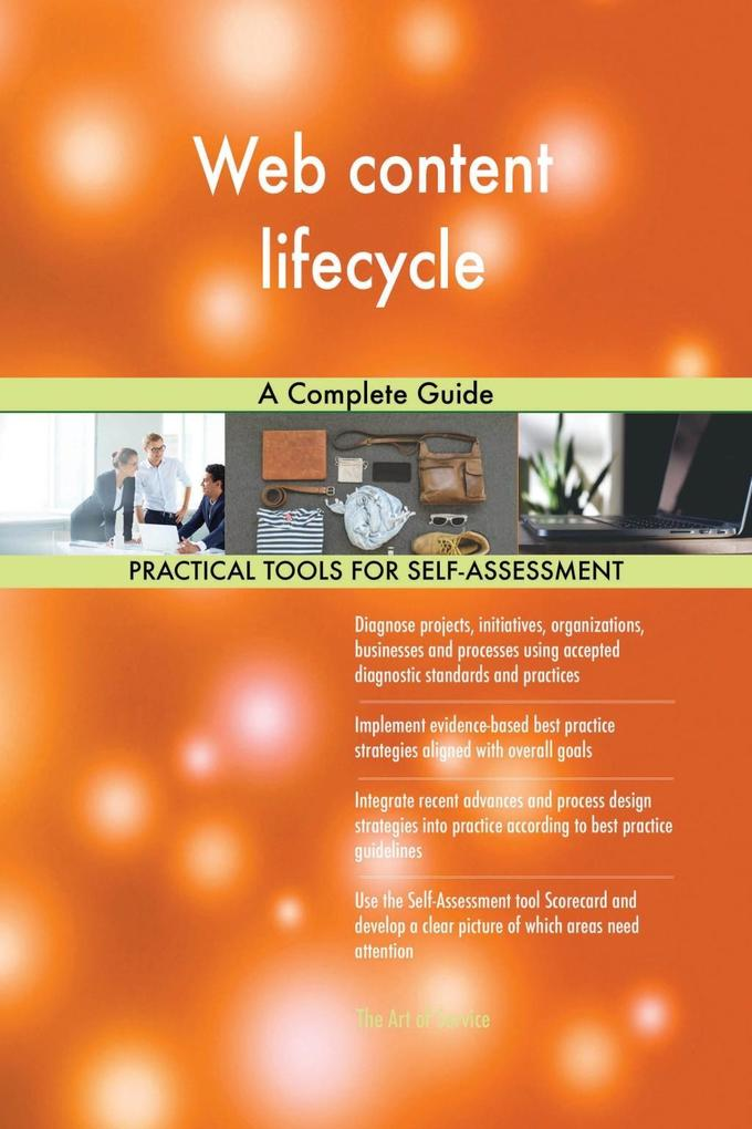 Web content lifecycle A Complete Guide als eBoo...