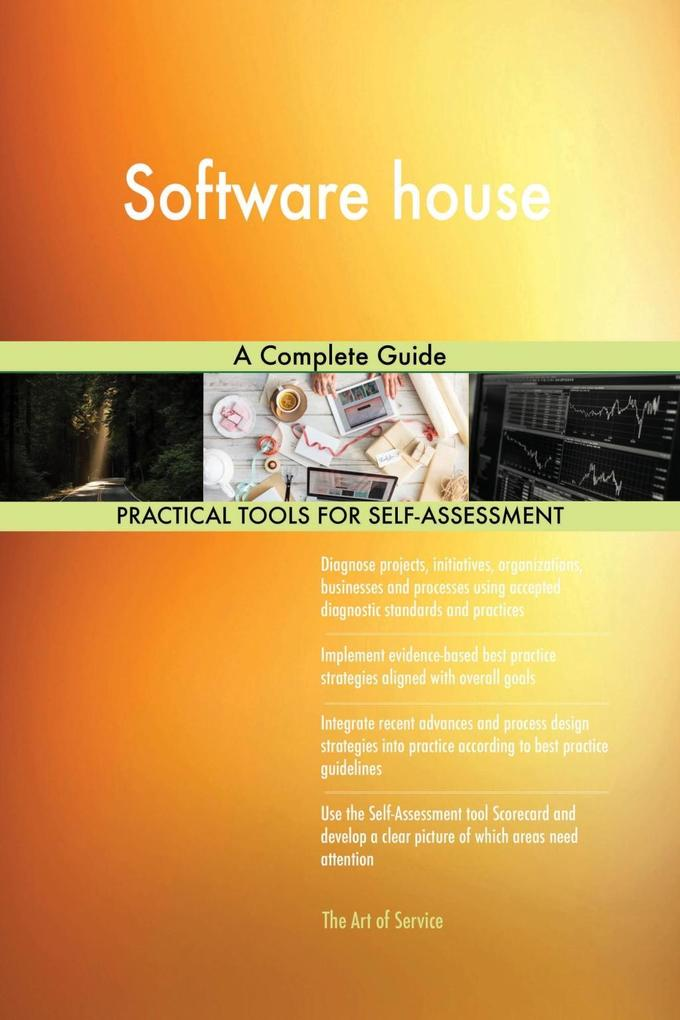 Software house A Complete Guide als eBook Downl...