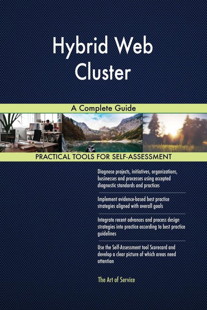 Hybrid Web Cluster A Complete Guide als eBook Download von Gerardus Blokdyk - Gerardus Blokdyk