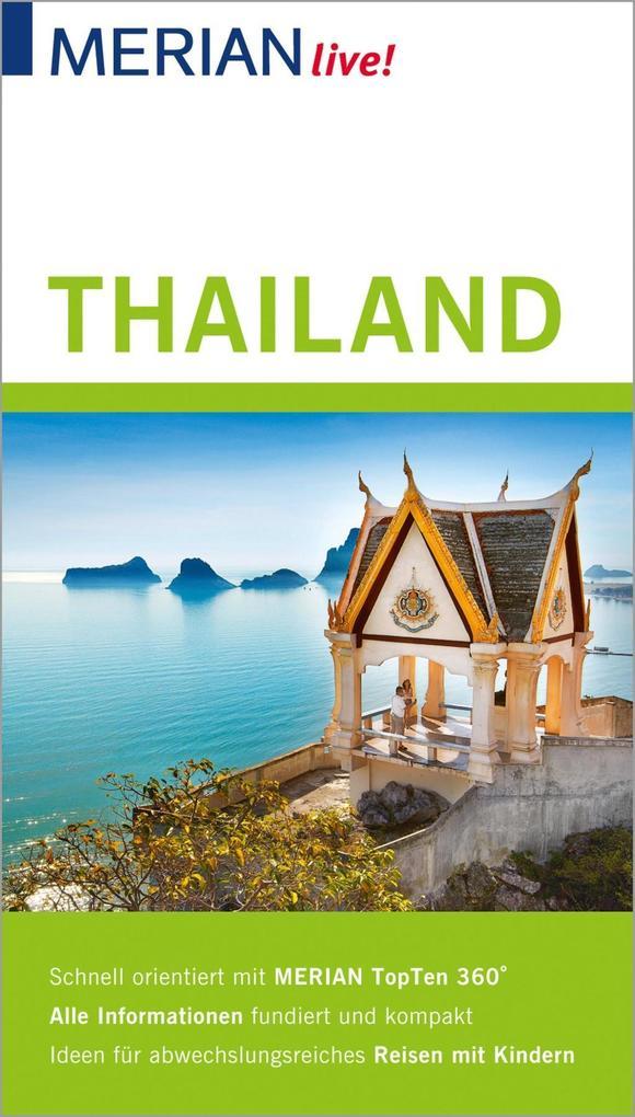 MERIAN live! Reiseführer Thailand als eBook Dow...