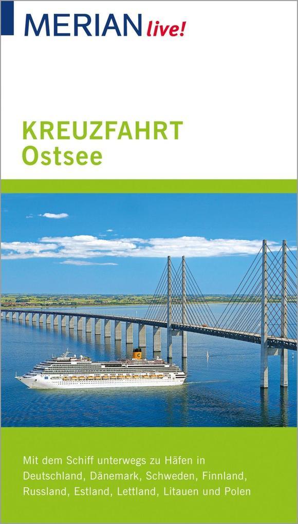 MERIAN live! Reiseführer Kreuzfahrt Ostsee als ...