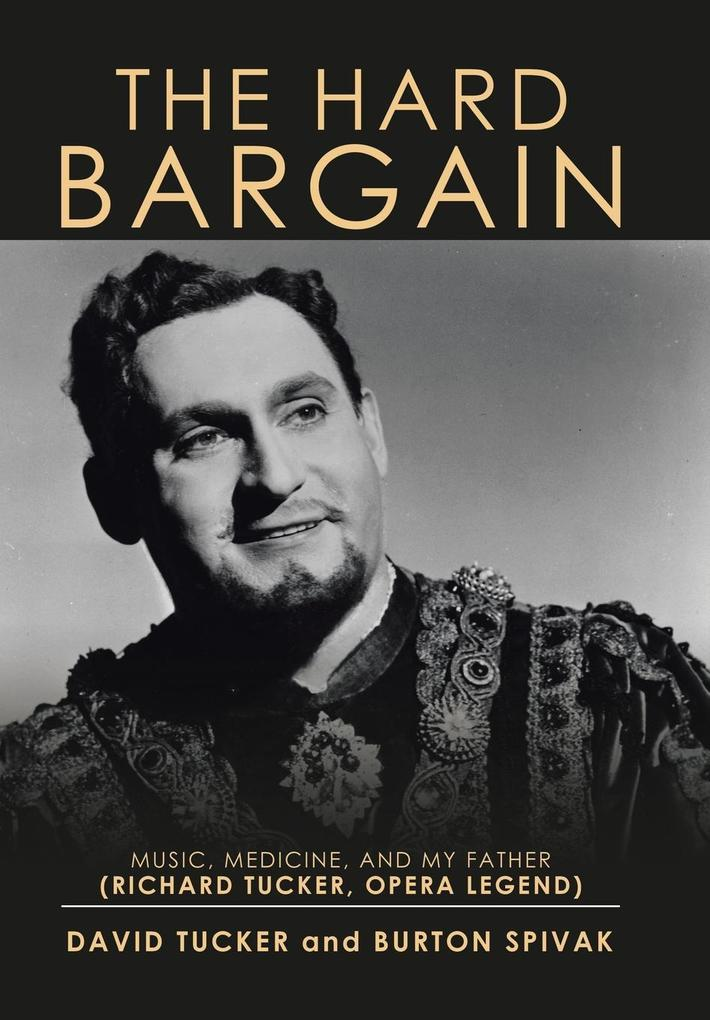 The Hard Bargain als Buch von David Tucker, Bur...
