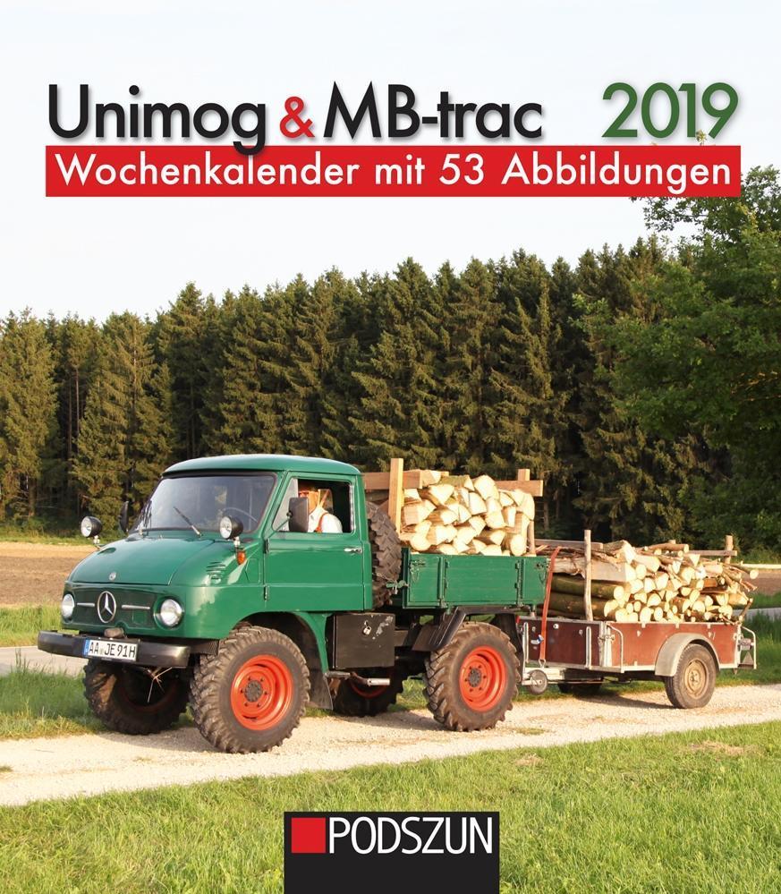 Unimog & MB-trac 2019