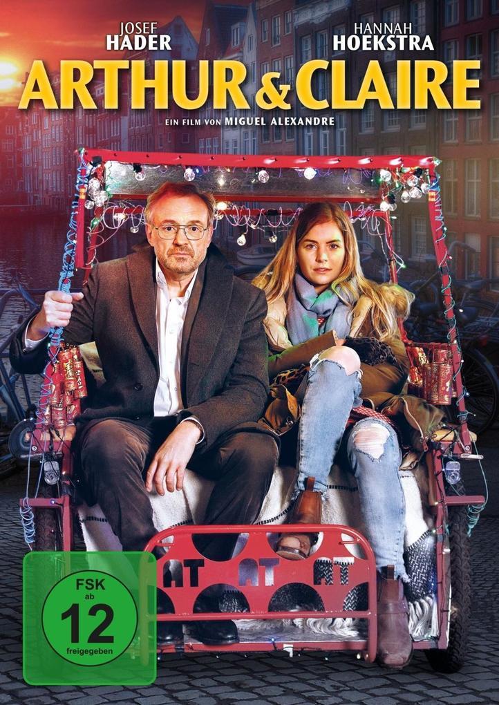 Arthur und Claire als DVD